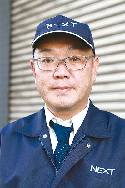 遺品整理ネクスト代表取締役 佐倉 賢次郎
