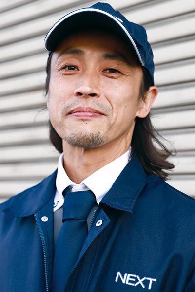 遺品整理スタッフ小野敬[Takashi Ono]